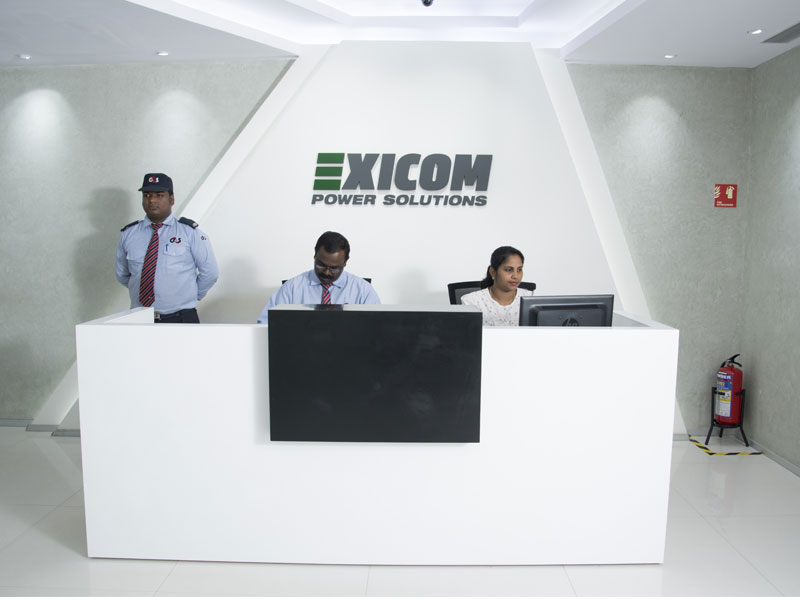 Exicom's new R&D center in Bangalore